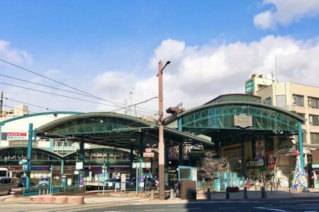 横川駅整備工事