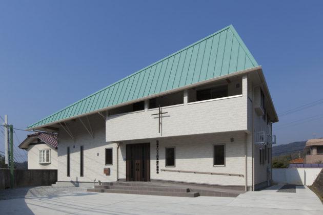 日本キリスト改革派広島教会礼拝堂